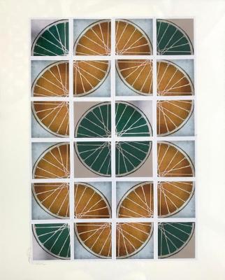 26 Freewheelin' TWENTY SIX (yellow/green 4x6)