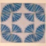8 Freewheelin' Eight (Blue 4 sq x4 sqs)