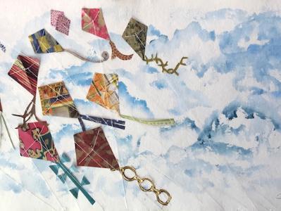 Kite Sky (sold)