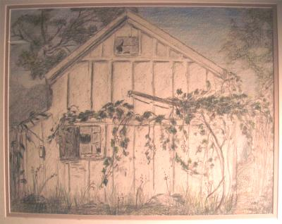 High St. Grape Vine (sold)