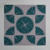 3 Freewheelin' Three (Green 4 sq x4 sqs)