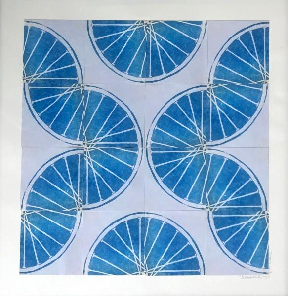 9 Freewheelin' TEN (Blue 4sqx4sq)