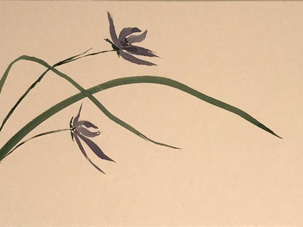 "16x20""Mt. Orchid purple"