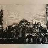Hagia Sophia  (black)