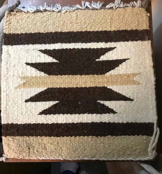 Navajo weave 2