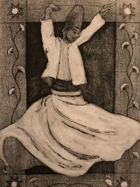 10 Lords a Leaping:Whirling Sufi Dervish (Egypt/Turkey)