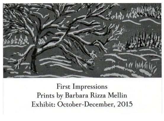 First Impressions Print Exhibit
