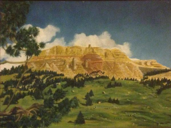 Bear Tooth Butte, Montana (sold)