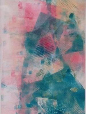 Eternal Spring, monotype