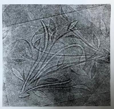 Tangle monotype