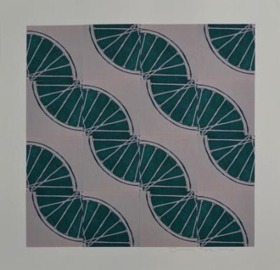 2 Freewheelin'  Two (Green 4 sq x4 sqs)