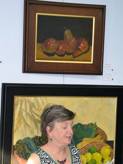 Red Pears by Susan Williamson