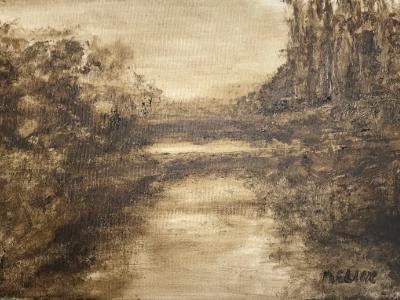 River at Dusk
