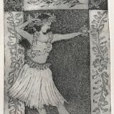 9 Ladies Dancing: Hawaii/USA