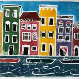 Colorful Houses of Burano (6x9)