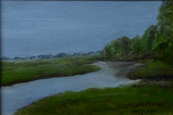 *Marshland(Cape Cod) 5x7