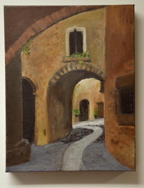 """* Arches, Spain 14""""x11"""""""