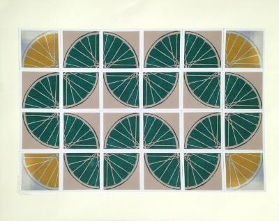 19 Freewheelin' NINETEEN  (green/yellow 6X4)