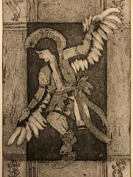 10 Lords a Leaping: Native American (Eagle Dancer)