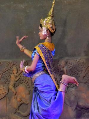 Apsara Dancer (Cambodia)