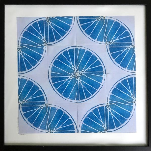 10 Freewheelin' NINE (Blue 4x4)