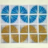 14 Freewheelin' FOURTEEN (yellow/blue 4sqx5sq)