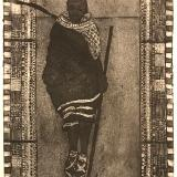 Maasai Jump Dancer