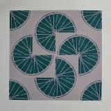 1Freewheelin'  One (Green 4 sq x4 sqs)