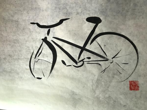 Ready to Ride 16x20