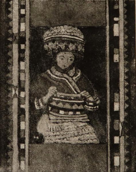 8 Maids a Quilting: Lisu culture
